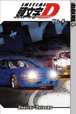 Image for Initial D Vol. 6
