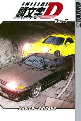 Image for Initial D, Book 7