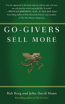 Image for Go-Givers Sell More