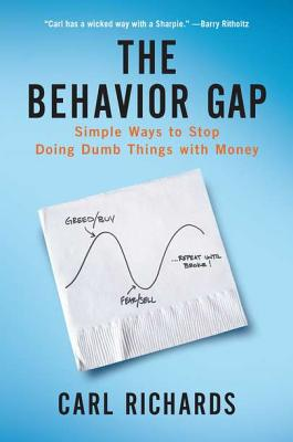 Image for Behavior Gap: Simple Ways to Stop Doing Dumb Things With Money