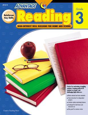 Advantage Reading Grade 3, Creative Teaching Press