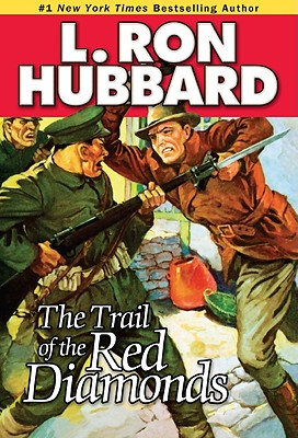 TRAIL OF THE RED DIAMONDS, L. RON HUBBARD