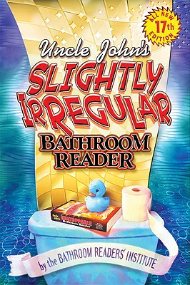 Image for Slightly Irregular Bathroom Reader 17th edition
