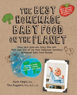 Image for Best Homemade Baby Food on the Planet