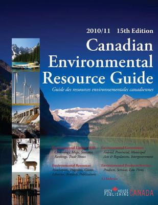 Canadian Environmental Directory 2010/2011 15th Edition, Laura Mars (Editor)