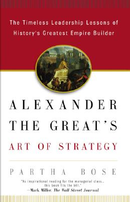 Image for Alexander the Great's Art of Strategy