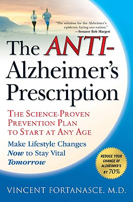 Image for ANTI-ALZHEIMER'S PRESCRITION, THE