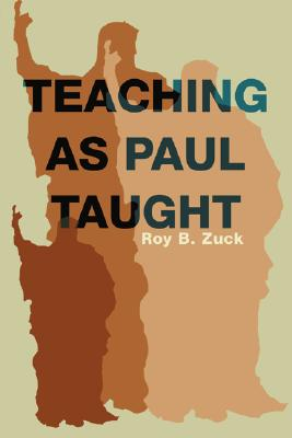Image for Teaching as Paul Taught