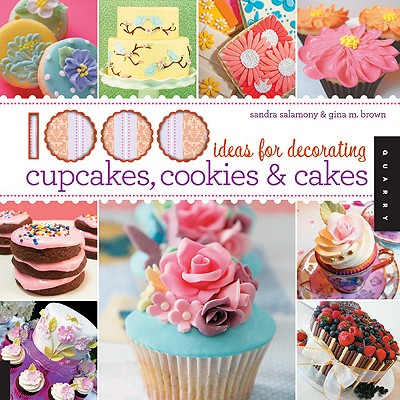 Image for 1,000 Ideas for Decorating Cupcakes, Cookies & Cakes