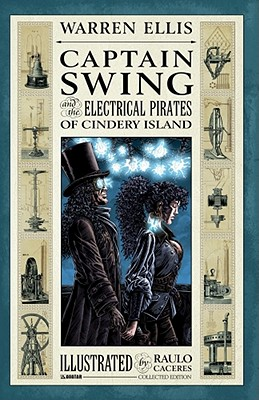Image for CAPTAIN SWING AND THE ELECTRICAL PIRATES OF CINDERY ISLAND