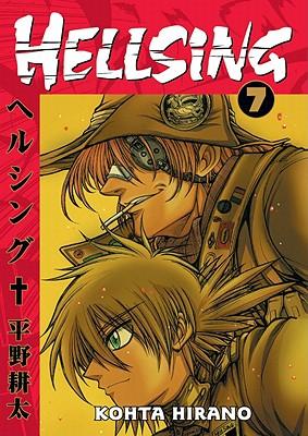 """Hellsing 7, """"HIRANO, KOHTA"""""""