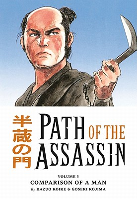 Image for Path Of The Assassin, Vol. 3: Comparison Of A Man (v. 3)