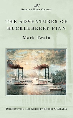 Adventures of Huckleberry Finn (Barnes & Noble Classics Series) (B&N Classics), Mark Twain