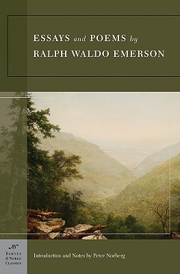 Essays & Poems by Ralph Waldo Emerson (Barnes & Noble Classics), Emerson, Ralph Waldo