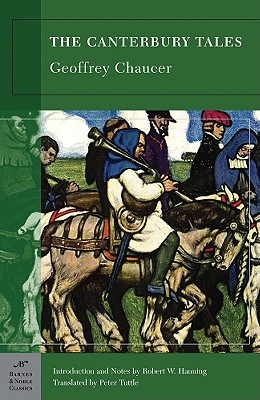 Image for The Canterbury Tales (Barnes & Noble Classics)