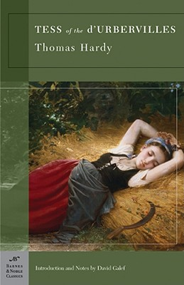 Image for Tess of the d'Urbervilles,  Introduction and notes by David Galef