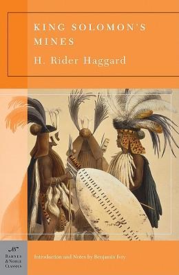 "King Solomons Mines, ""HAGGARD, H. RIDER, IVRY, BENJAMIN"""
