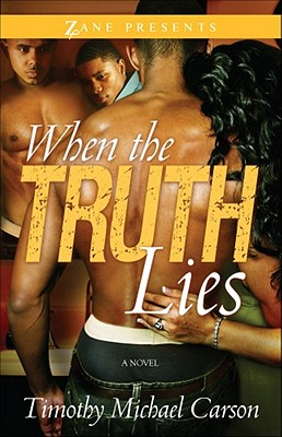 Image for WHEN THE TRUTH LIES A NOVEL