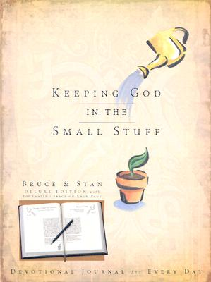 Image for Keeping God in the Small Stuff Devotional Journal