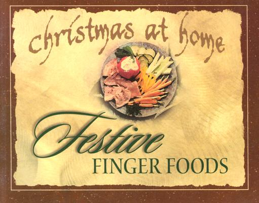 Image for Festive Finger Foods (Christmas at Home (Barbour))