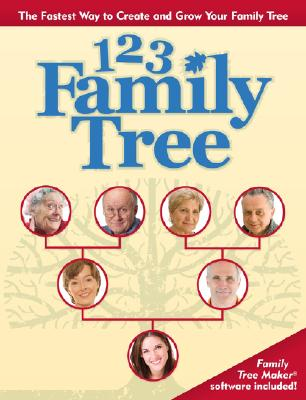 Image for 1-2-3 Family Tree: The Fastest Way to Create and Grow Your Family Tree