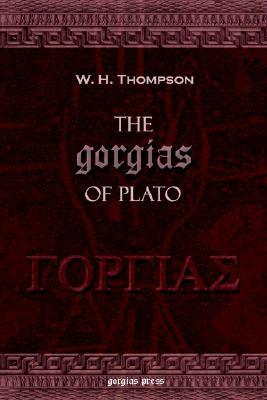 Image for The Gorgias of Plato (Greek and English Edition)