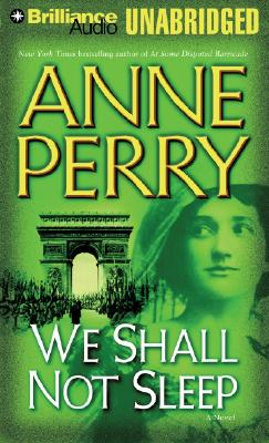 Image for We Shall Not Sleep (World War One Series)