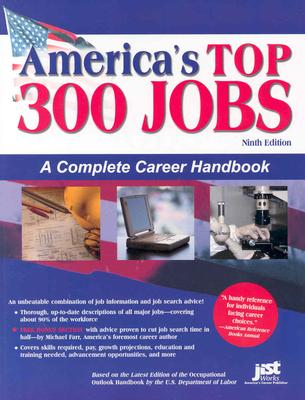 Image for America's Top 300 Jobs: A Complete Career Handbook (Top 300 Careers)