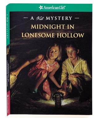 Image for Midnight in Lonesome Hollow: A Kit Mystery (American Girl Mysteries)