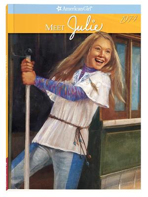 Image for MEET JULIE, AN AMERICAN GIRL