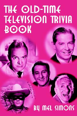 Image for Old-Time Television Trivia Book, The
