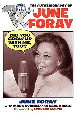 Image for Did You Grow Up with Me, Too? - The Autobiography of June Foray
