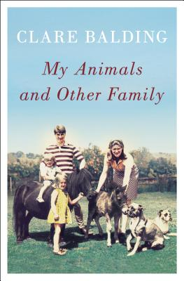 My Animals and Other Family, Balding, Clare