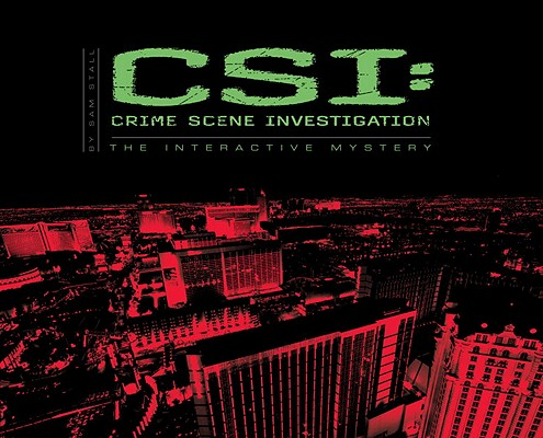CSI: Crime Scene Investigation: the Interactive Mystery, Stall, Sam