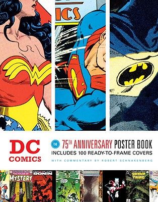 Image for DC Comics: The 75th Anniversary Poster Book