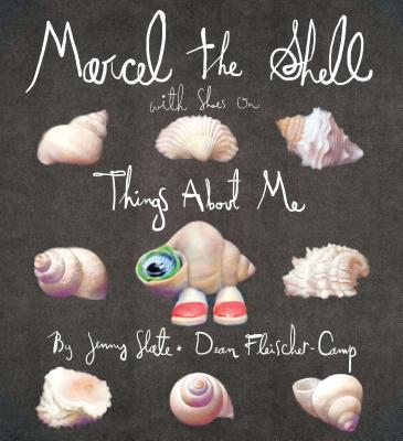 Image for MARCEL THE SHELL WITH SHOES ON THINGS ABOUT ME