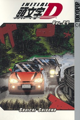 Image for Initial D Volume 24 (v. 24)