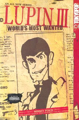 Lupin III World's Most Wanted, Punch, Monkey