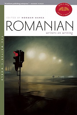 Image for ROMANIAN WRITERS ON WRITING