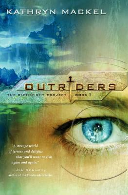 Image for Outriders (The Birthright Project #1)