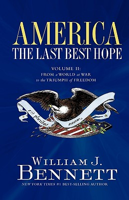 Image for AMERICA THE LAST BEST HOPE VOL 2