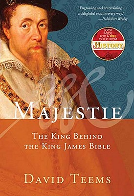 Image for Majestie: The King Behind The King James Bible