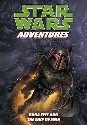 Image for Star Wars Adventures: Boba Fett and the Ship of Fear