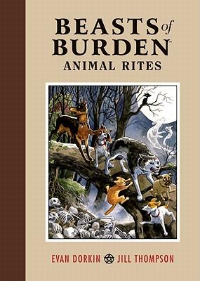 Image for Beasts of Burden: Animal Rites