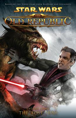 Image for Star Wars The Old Republic Comics, Volume 3: The Lost Suns