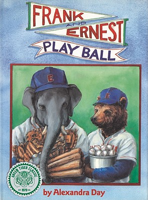 Frank and Ernest Play Ball, Alexandra Day