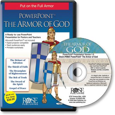 The Armor of God (PowerPoint), Rose Publishing