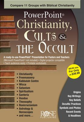 Christianity, Cults & The Occult (PowerPoint), Rose Publishing