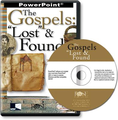 Image for The Gospels: Lost & Found (PowerPoint)