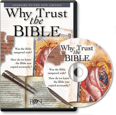 Why Trust the Bible? (PowerPoint), Rose Publishing